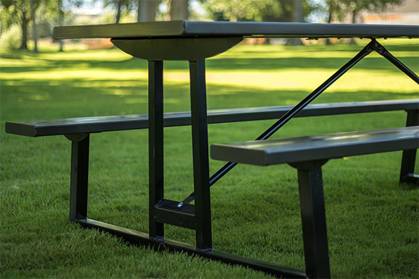 aluminum-picnic-table-options