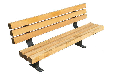 Wooden-Benches-For-Parks and Campuses